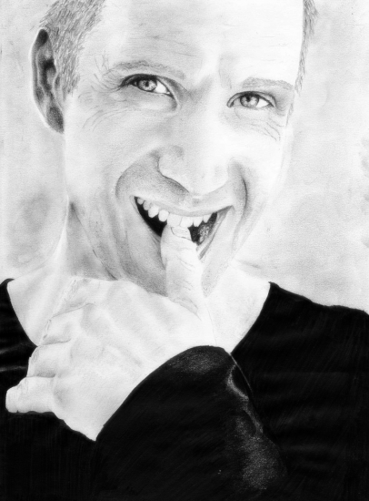 Ralph Fiennes by sylwia1919